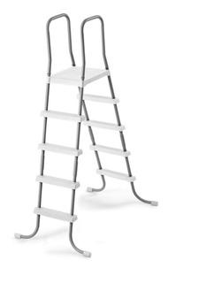 Escalera Para Piscinas De 132 Cm Intex Y Compatibles 28067