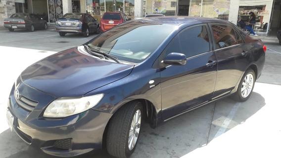 Corolla 2011 Xei Azul Sincronico