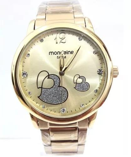 Relógio Feminino Mondaine 53627lpmvde1= 26