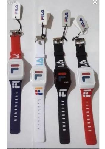 Relógio Fila Digital Atacado 10 Unidades
