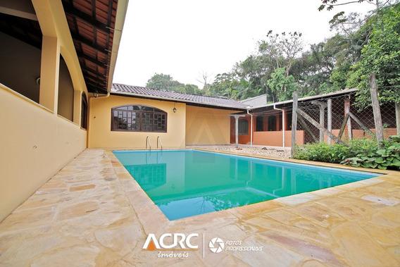 Acrc Imóveis - Casa Residencial Semi Mobiliada E Com Piscina Para Locação No Bairro Fortaleza - Ca01188 - 34625775