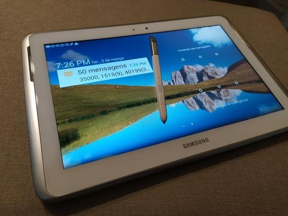 Tablet Samsung Galaxy Note 10.1 N8000 16gb Com Caneta Stylus