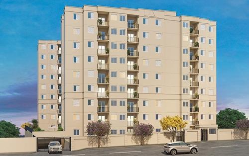 Apartamento Residencial Para Venda, Jardim Maria Duarte, São Paulo - Ap6325. - Ap6325-inc
