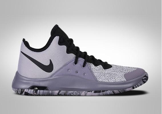 Zapatillas De Basquet Nike Air Versitile 3 Us 10-11-11,5