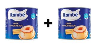 Leite Condensado Itambé Lata 1,05kg - Kit Com 2 Latas 2,1kg