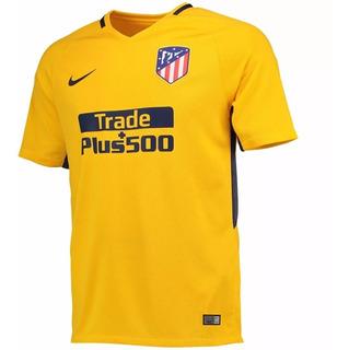 Atletico De Madrid Away 17/18 Koke 6 Envio Imediato