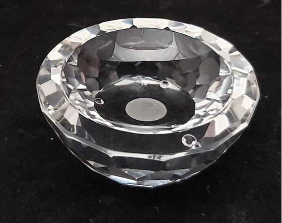 Rdf01368 - Swarovski - Porta Anéis Em Cristal
