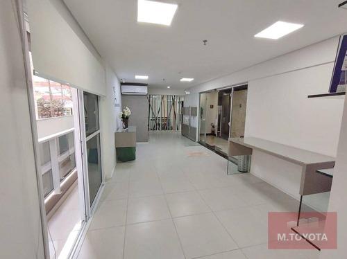 Imagem 1 de 29 de Laje Para Alugar, 270 M² Por R$ 14.000,00/mês - Vila Clementino - São Paulo/sp - Lj0002
