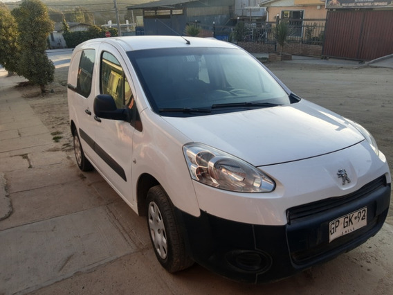 Peugeot Partner 2014 1.6 Hdi