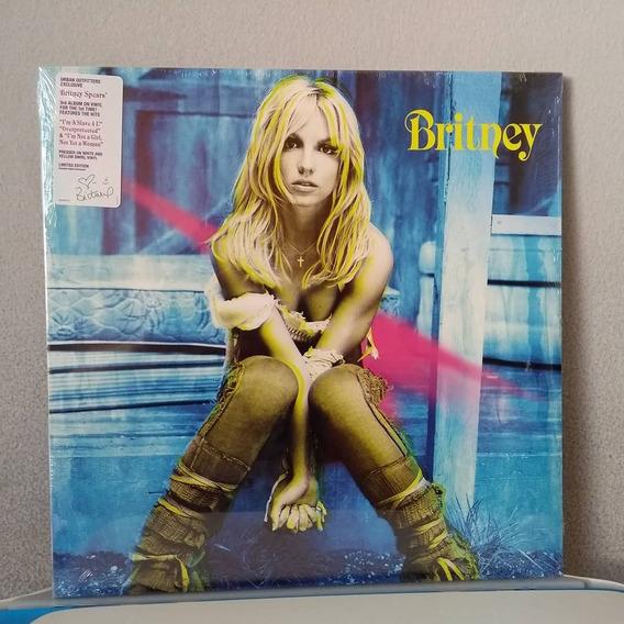 Britney Spears Vinil Lacrado Pronta Entrega