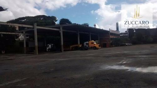 Galpão Para Alugar, 3594 M² Por R$ 120.000,00/mês - Bonsucesso - Guarulhos/sp - Ga1035