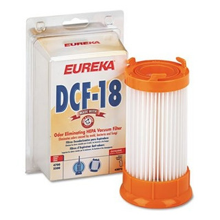 Eureka Dust Cup 4700 5500 Dcf418 Yellow And H Filter