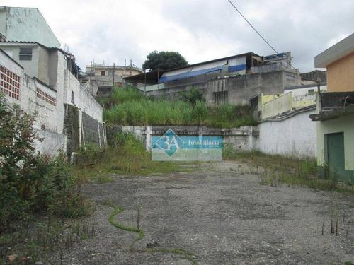 Terreno Comercial Para Locação, Vila Formosa, São Paulo. - Te0052