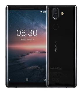 Nokia 8 Sirocco (2018) 6gb Ram 128gb Nuevo A Pedido