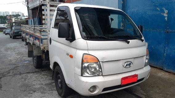 Hyundai Hr Hd 2.5 Tci 2008 Branco 2p C/ Carroceria