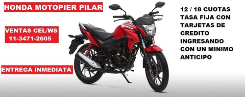 Honda 125 Twister $20000 + 12 $ 18645 / 18 $ 13425 Motopier