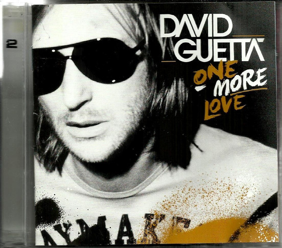 Cd David Ghetta (duplo) One More Love (quase Novo)