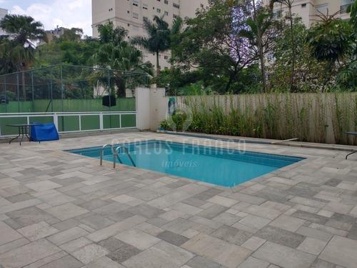 Apartamento Par Avenda No Brooklin  - Cf63847
