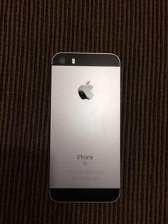 iPhone Se 16gb Cinza Usado Novo