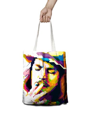 Bolsa Feminina Johnny Depp Pop Art #3