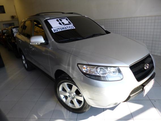 Hyundai Santa Fe 2.7 Aut Gls 2010 Prata