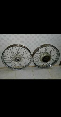 Roda Raiada Cg Fan 150