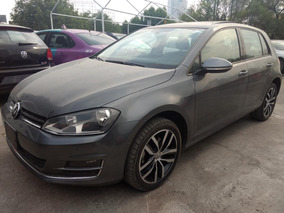 Volkswagen Golf 2017 5p Highline L4/1.4/t Aut