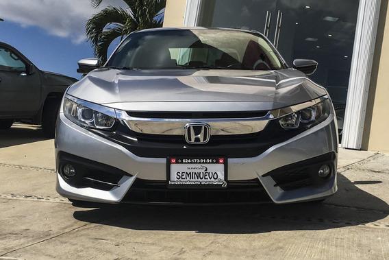 Honda Civic Turbo Plus 2016