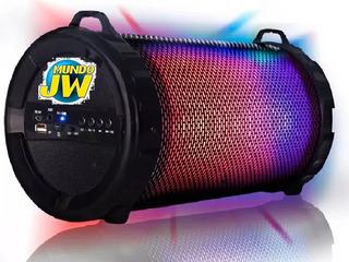 Parlante Portatil Panacom Bz-4100 9w Bluetooth Sd Usb