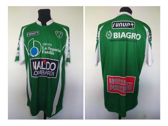 Camiseta Sarmiento De Junin Temporada 2006/2007 Runup