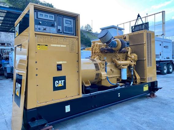 Generador Caterpillar 400 Kw, Motor 3406 B
