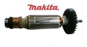 Induzido Original Esmerilhadeira Ga4530 127v Makita 517646-0