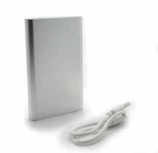 Power Bank Cargador Slim Aluminio 6.000 Mah Hayami