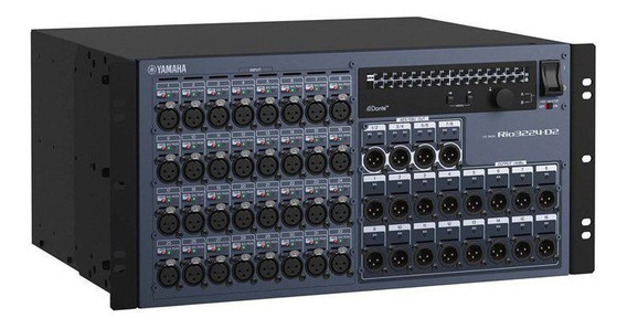 Interface De Áudio Digital Yamaha Rio3224-d2