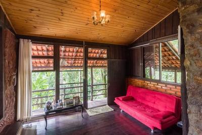 Casa Mobiliada Com 3 Dormitórios E 5 Garagens - Id: 892889352 - 189352