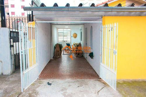 Imagem 1 de 29 de Casa Com 4 Dormitórios À Venda, 162 M² Por R$ 424.000,00 - Vila Milton - Guarulhos/sp - Ca0555