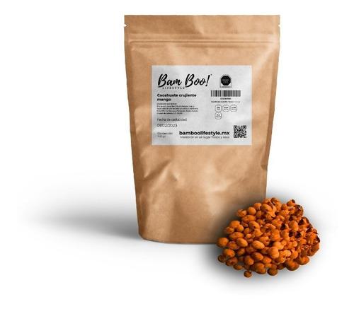 Cacahuate Crujiente Mango 700 Gr Bam Boo! Lifestyle