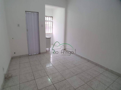 Imagem 1 de 11 de Sala Comercial - Rua Tenente Cerqueira Leite - Aluguel - Méier - Sa1243