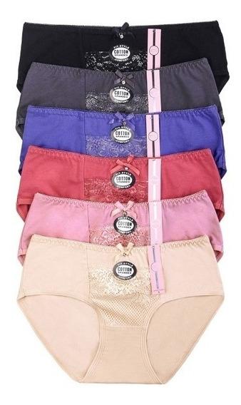 Panty Americano Et/tu Bikini Paquete Con 6pc