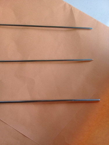 Alambres De Kirschnner De 2.0mm Y 2.5mm