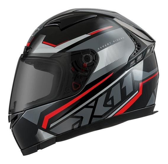 Capacete Moto Motoqueiro Motociclista X11 Volt A Vista