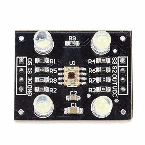 Sensor De Cores Rgb Tcs230 Tcs3200 Pic Arm