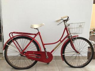 Bicicleta Vintage Marca Singer Rodado 26