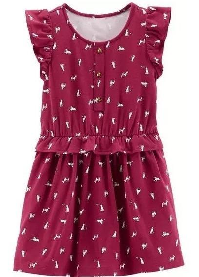 Vestido Informal Verano Nena Carters Mercado Importado