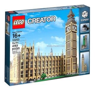 Lego Expert Big Ben 10253 4163 Piezas Scarlet Kids
