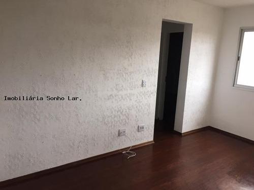 Imagem 1 de 15 de Apartamento Para Venda Em São Paulo, Jaguaré, 2 Dormitórios, 1 Banheiro, 2 Vagas - 8661_2-1008397