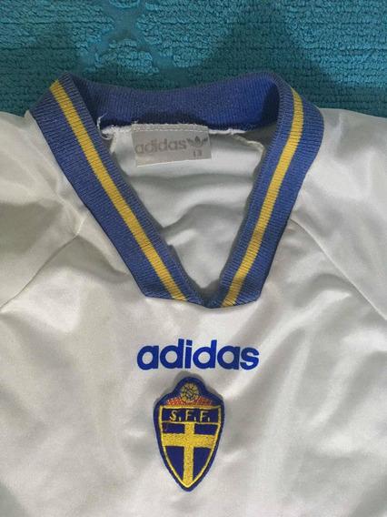 Camiseta Suecia 1994