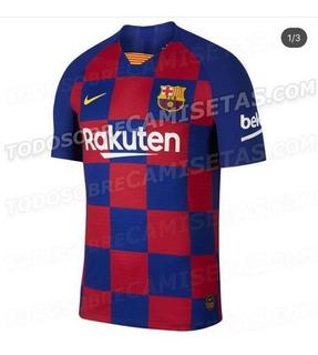 Camiseta Barcelona 2019/2020 S/ Juros Frete Grátis N10 Messi