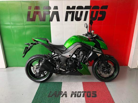 Kawasaki Z1000 Abs 2013 Financiamos E Parcelamos No Cartão