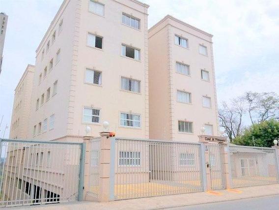 Apartamento Com 2 Dormitórios Para Alugar, 50 M² Por R$ 1.200/mês - Jardim Marilu - Carapicuíba/sp - Ap0069